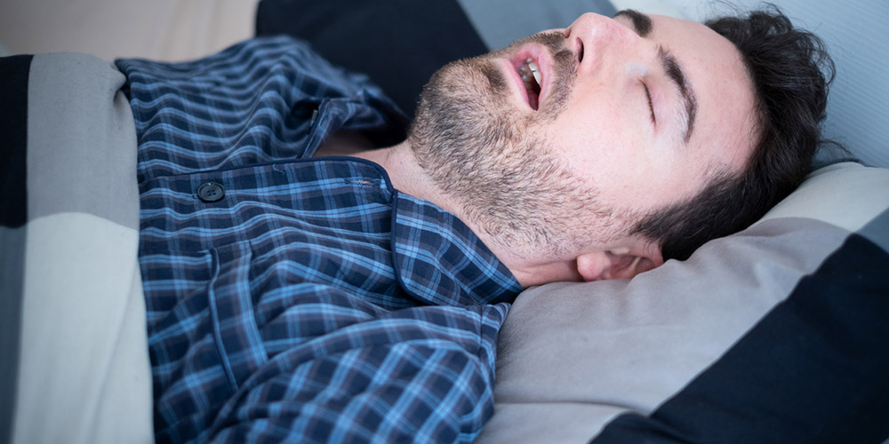 Is Snoring a Bad Sign?